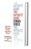 The Infinite Game: How Great Businesses Achieve Long-lasting Success by Simon Sinek
